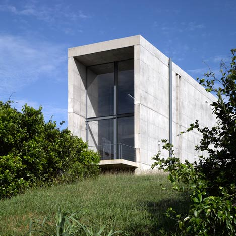House in sri lanka by tadao ando for Home architecture sri lanka